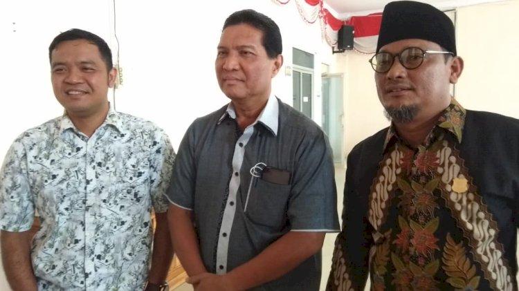 Pembatalan Pembangunan Gedung Banggar Disetujui DPRD Tanjab Barat, Ketua DPRD: Tinggal Menunggu Keputusan Eksekutif