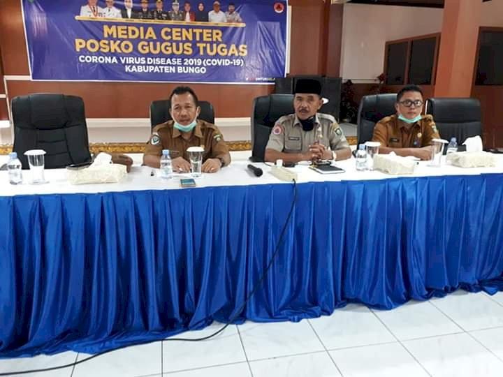 Pemerintah Bungo Siapkan Rp114 Miliar untuk Tangani COVID-19