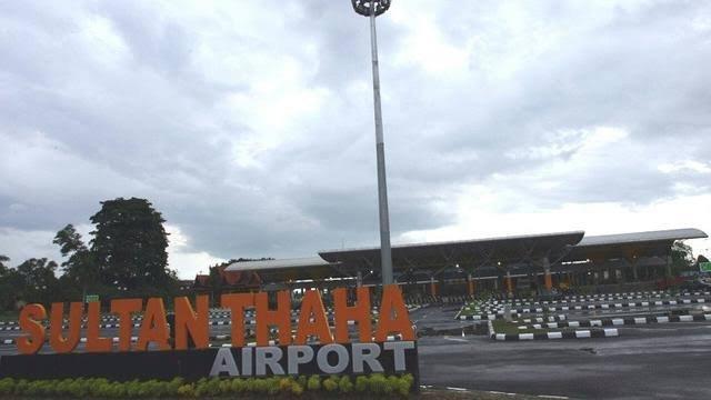 Mulai Hari Ini, Bandara Sultan Thaha Jambi Stop Penerbangan Penumpang