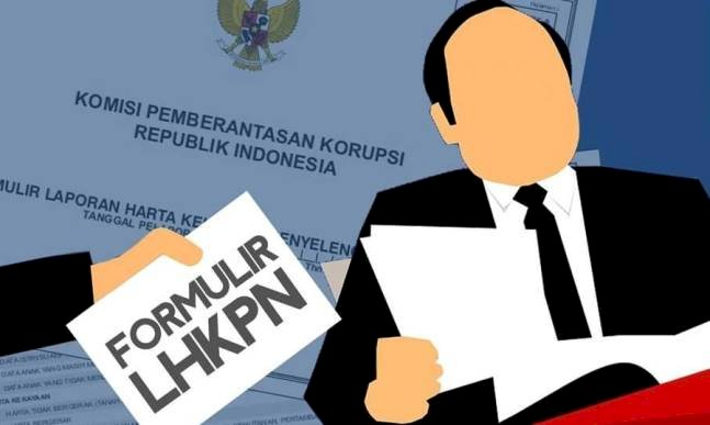 LHKPN, Kepatuhan Nasional Capai 92.81 %, KPK: Satu Menteri & Satu Watimpres Belum Lapor