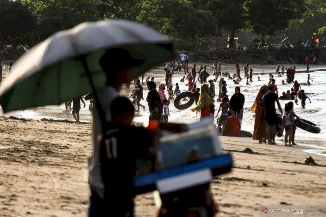 Jokowi: Tak Perlu Tergesa-gesa Buka tempat Wisata
