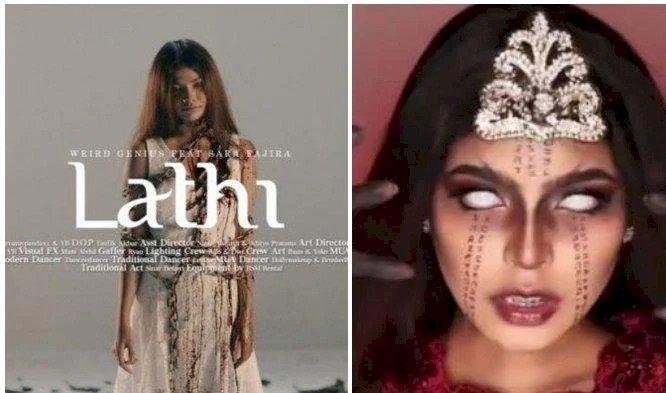 Ternyata arti Lagu Lathi-Weird Genius feat Sara Fajira yang Viral ini Gunakan Bahasa Jawa Kuno