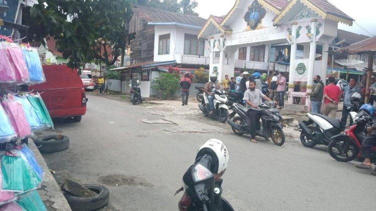 Simpan Sabu, Mantan Pegawai Honorer Dinas PU Sungaipenuh Ditangkap Polisi