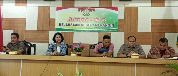 Kajari Merangin Sebut Kasus Korupsi Dana BOS SD 115 Bangko dan Tata Kota Sudah SP3