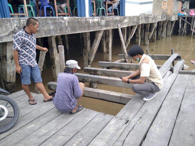Curi Papan Pelabuhan, Pria di Tanjab Barat Ini Diamankan