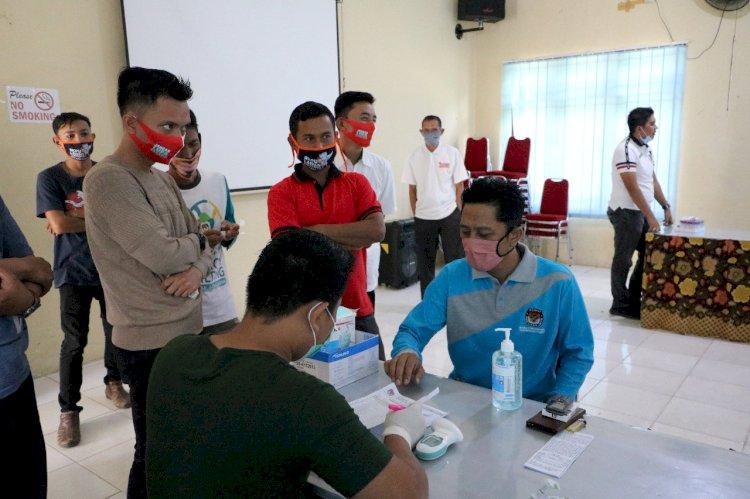Rapid Test Penyelenggara Pilkada di Sarolangun, Kadinkes: Ada yang Reaktif