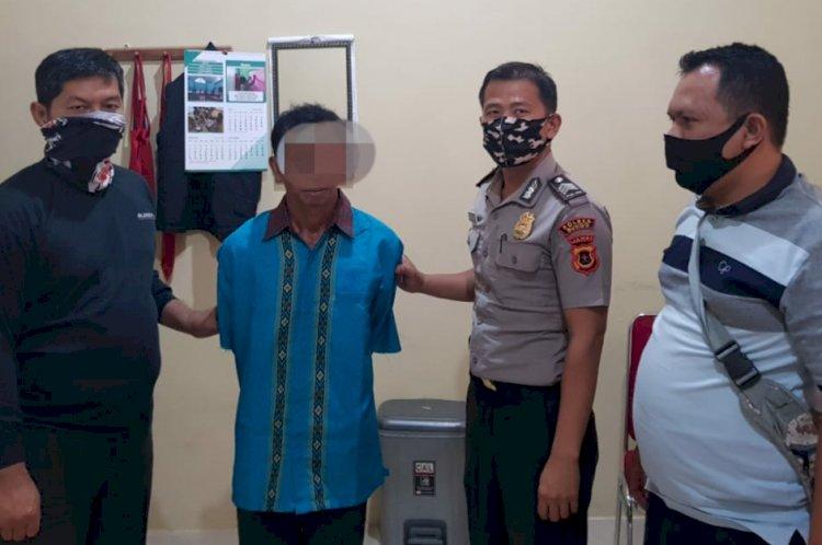 Bejat! Pria di Bungo Ini Tega Perkosa Anak Sendiri
