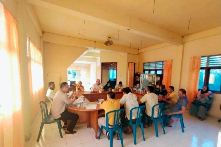 Pengurus DPD II Golkar Tanjab Barat Tarik Dukungan dari Cici-Jalil
