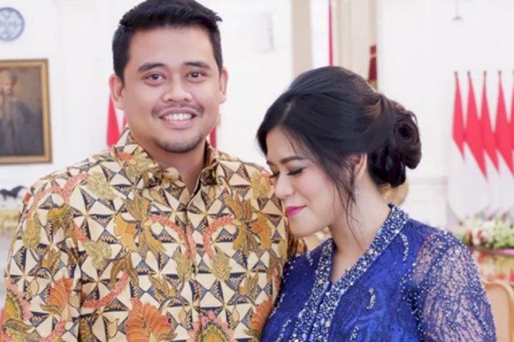 Kelahiran Cucu Keempat Jokowi Disambut Suka Ria