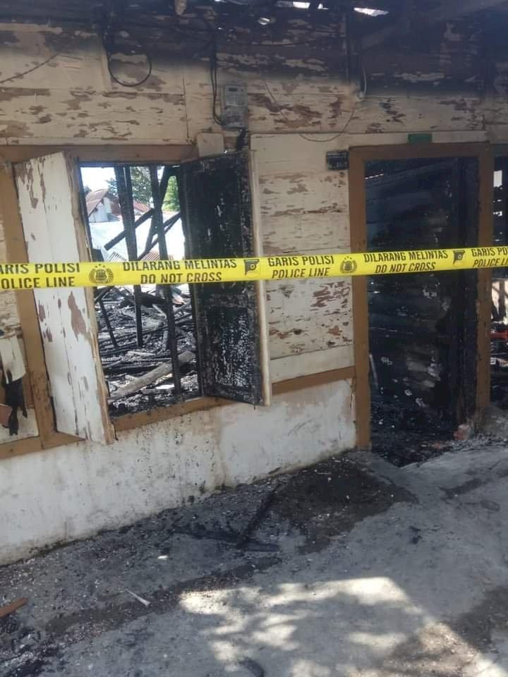 Korban Kebakaran di Sungaipenuh Mengaku Belum Dapat Bantuan, Kepala BPBD: Kami Tidak Pernah Janji Beri Bantuan