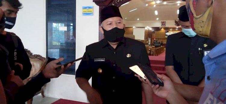 Ikut Instruksi PDIP di Pilbup Tanjab Barat, Safrial: Kalau Pilgub Kita Lihat Saja Nanti