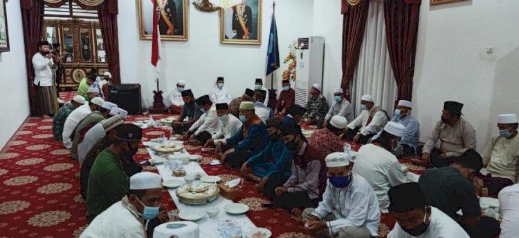 Bertarung di Pilgub Jambi, Al Haris Pamit Cuti ke Masyarakat Merangin