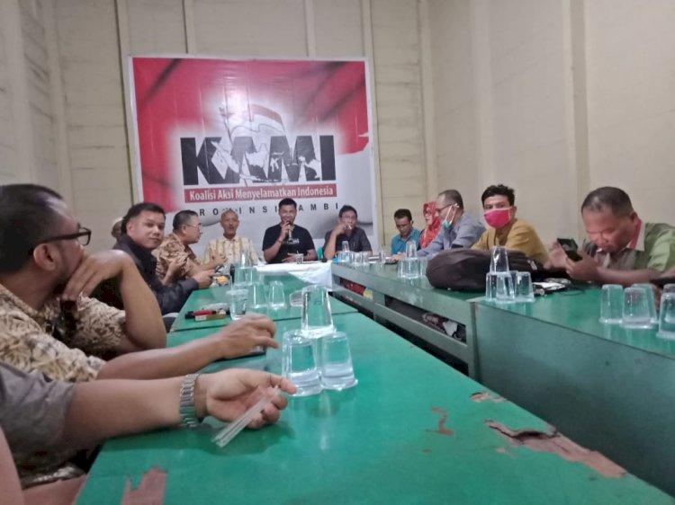 KAMI Jambi akan Dideklarasikan di Tugu Juang, Amrizal: Gerakan Moral Rakyat Indonesia