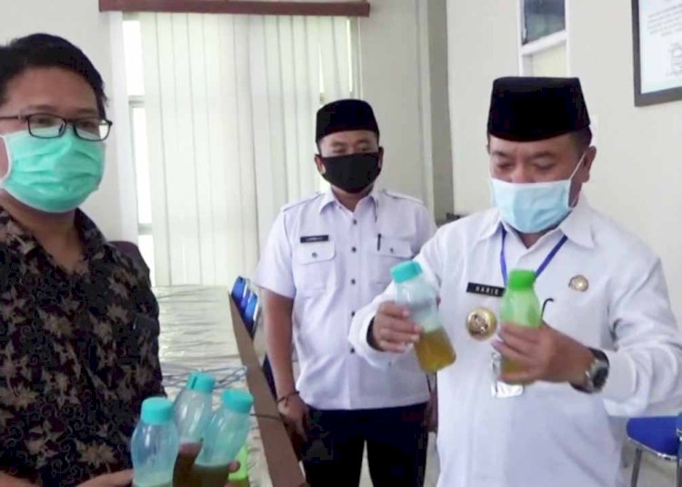 2 Wartawan Positif Corona, Al Haris Siapkan Ramuan Daun Sungkai