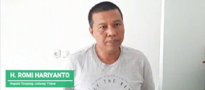 Putra Bungsu Wali Kota Jambi Wafat, Bupati Tanjab Timur: Semoga Abang Kami Fasha dan Keluarga Diberi Kesabaran