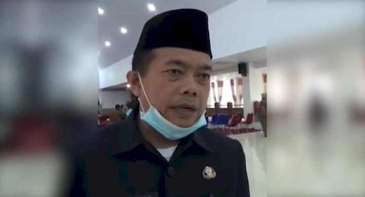 Jeda Sidang Paripurna, Al Haris Minta Hadirin Doakan Putra Wali Kota Jambi yang Wafat