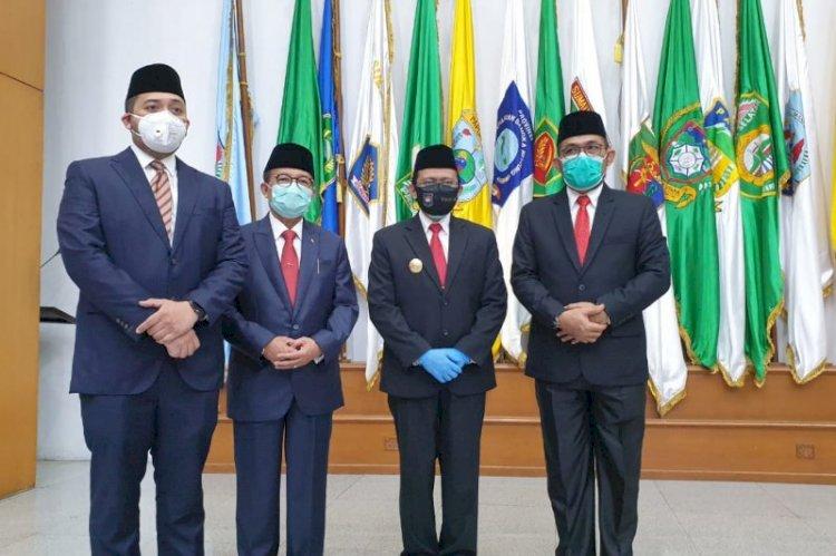 Restuardy Daud Ditunjuk Mendagri Jadi Pjs Gubernur Jambi