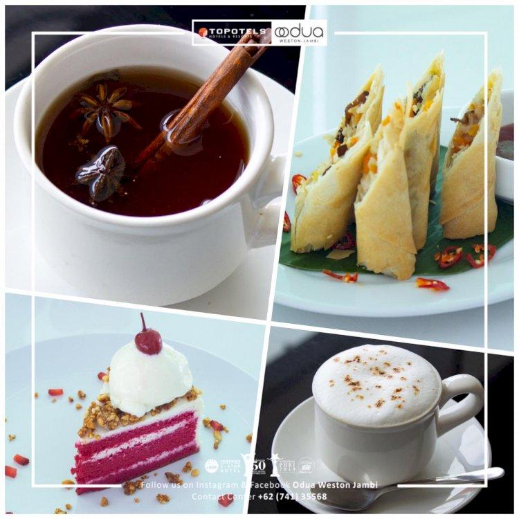 Pingin Makan Murah, dengan Fasilitas Mewah, Odua Weston Sediakan Promo Happy Break