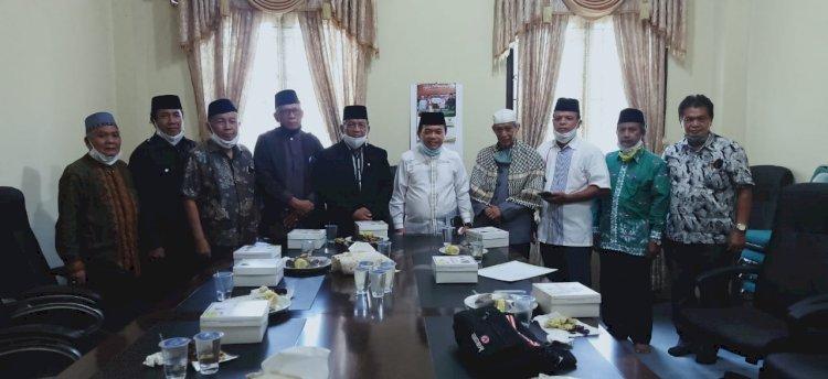 Silaturahmi ke MUI Provinsi, Haris Minta Pandangan dan Arahan Membangun Jambi