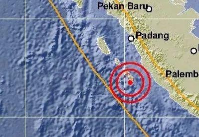 Bengkulu Diguncang Gempa 5,4 Magnitudo, Begini Kata Pakar