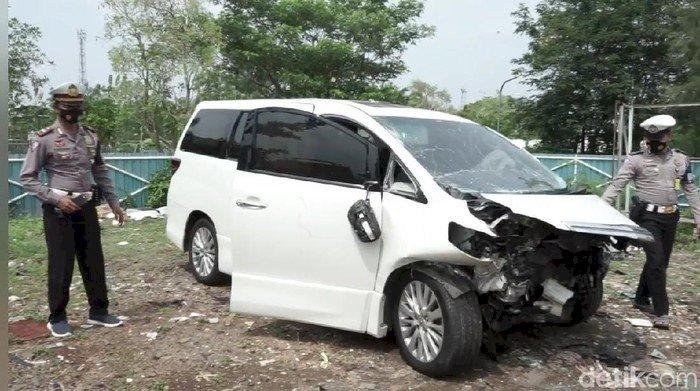 Hanafi Rais Dirawat Intensif Usai Kecelakaan Beruntun di Cipali