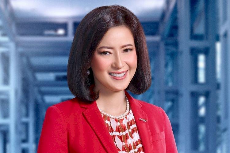 Wanita Cantik Alexandra Jadi Wakil Bos Bank Mandiri, Erick: Kami Tingkatkan Persentase Perempuan