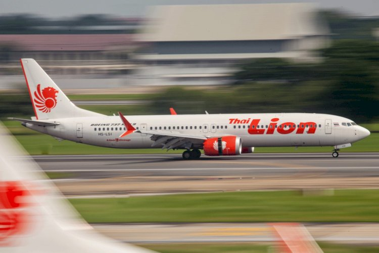 Duh! Lion Air Digugat Pailit