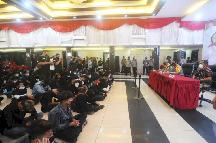 Siswa di Banjarmasin Jika Nekat Ikut Demo Bakal Kena Sanksi Tak Naik Kelas!