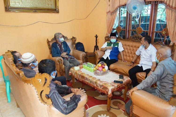 Berkunjung ke Muarojambi, Fachrori Umar Kembali Dapat Dukungan
