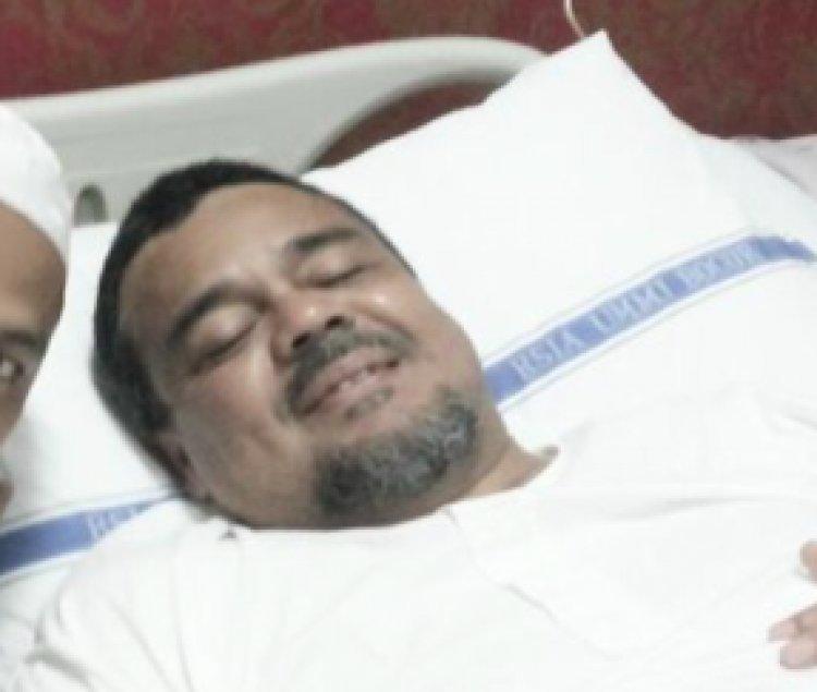 Begini Kabar Terkini Kesehatan Habib Rizieq