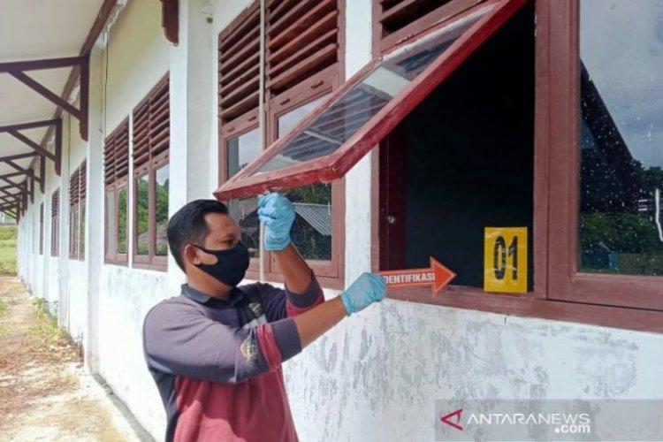 17 Unit Komputer milik BLK Pemkab Simeulue Aceh Raib, Polisi: Pelaku Terekam CCTV