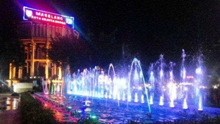 Pemkot larang warganya Rayakan Tahun Baru di Alun-Alun Kota Magelang