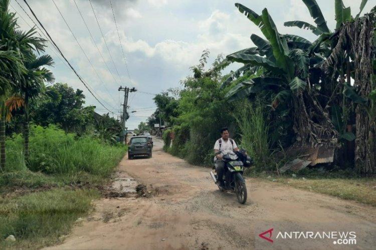 Pemkot Jambi Siapkan Rp 43 Miliar untuk Perbaikan Jalan