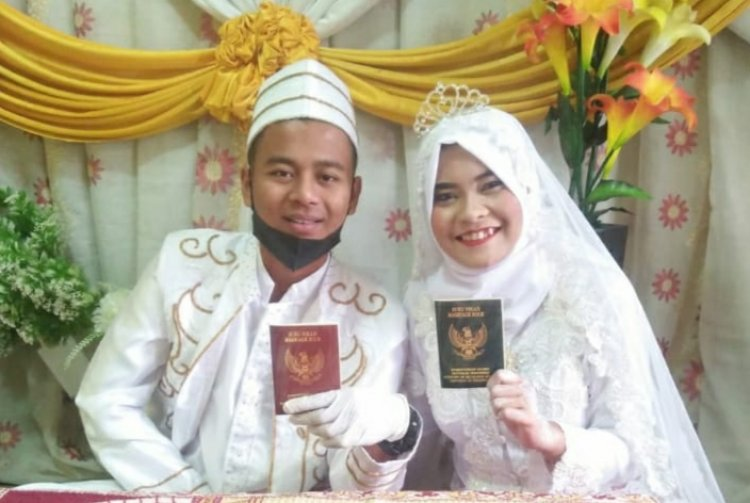 Kisah Icha, Gadis Mualaf yang Dinikahi Pria Asal Sekernan Muarojambi, dan Harus Dikucilkan Keluarga