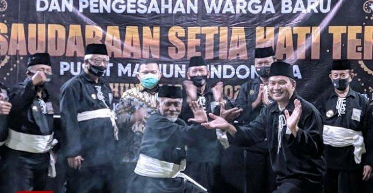 PSHT Bantah Wakil Ketua DPR Azis Syamsuddin Warga Kehormatan, Tapi...