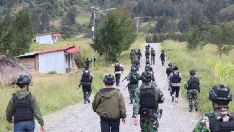Distempel Teroris, OPM Singgu Soal Freeport & Ancam Lakukan Serangan ke Warga Sipil