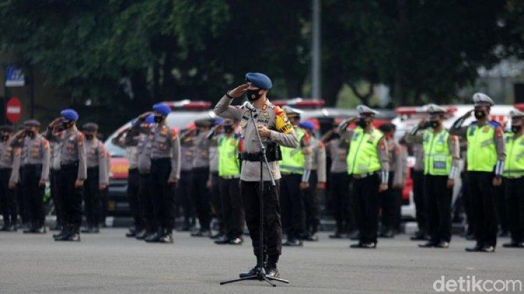 Mudik Dilarang Keras, Polisi: Tidak Usah Coba-coba Spekulasi akan Tembus!
