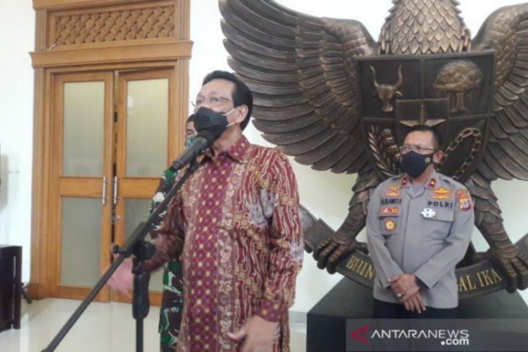 Sultan HB X Terapkan Sanksi Hukum Tegas pelanggar PPKM Darurat: Resto Dilarang Buka Layanan Makan Ditempat