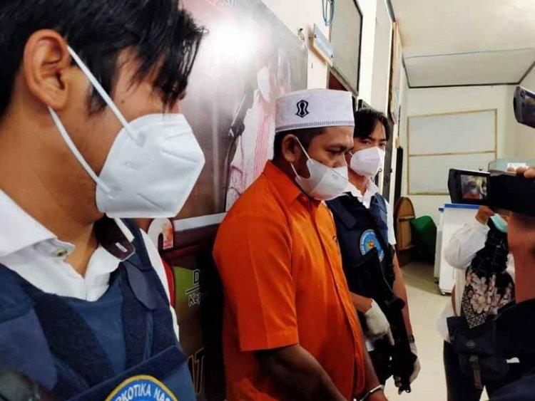 Stop Bermain Ilegal Drilling, Pria di Batanghari Ini Malah jadi Bandar Sabu