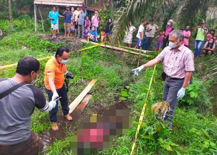 Hilang 2 Hari, Warga Muaropijoan Ini Ditemukan Tewas