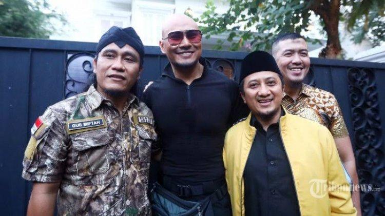 Deddy Corbuzier Minta Maaf, Ustadz Yusuf Mansur: Ini Bagus Bener Minta Maaf, Ngaku Salah
