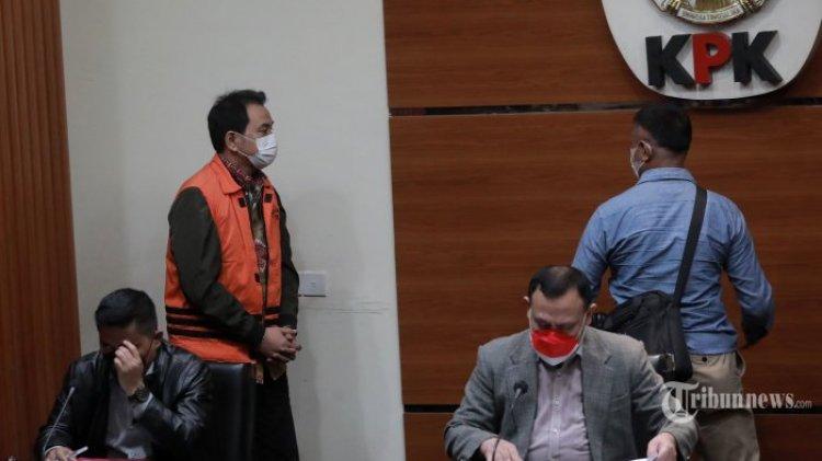Dulu Pimpin Pemilihan Ketua KPK Firli, Lalu Begini Nasib Azis Syamsuddin Usai Ditangkap KPK