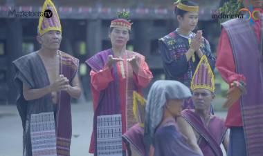 INDONESIA Menjelajahi Desa Tuktuk Siadong