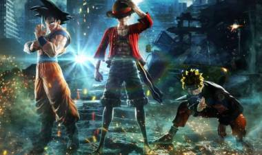 Bandai Namco Rilis Gameplay Trailer Untuk Jump Force