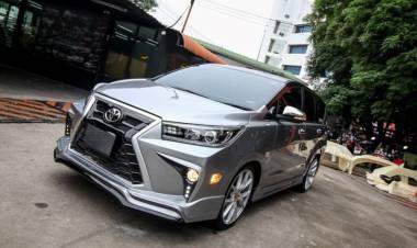Keren!! Ini Dia Gaya Baru Toyota Innova Tampil Lebih Mewah