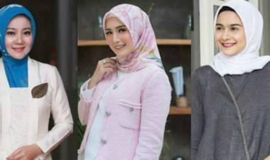 Yuk!! Mengintip Pesona 7 Hijabers Cantik Istri Pemenang Pilkada 2018
