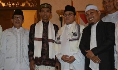 Lagi, Ustadz Abdul Somad Isi Tabligh Akbar di Lingga Kuamang Bongo