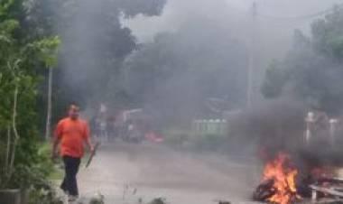 Polisi Tangkap Terduga Pelaku Penganiayaan yang Memicu Bentrok Warga di Kerinci