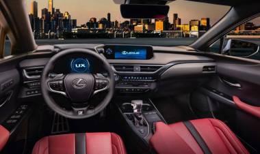 Yuuk Intip Mewahnya Plus Keren Lexus UX 200 dan 250h