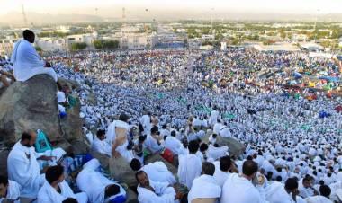 Hari Ini Wukuf di Arafah Sudah Dimulai